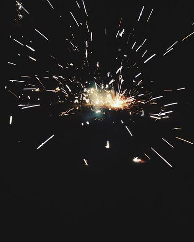 Sparks Firework