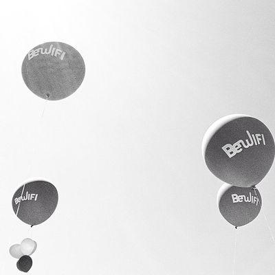 Los globos de Bewifi