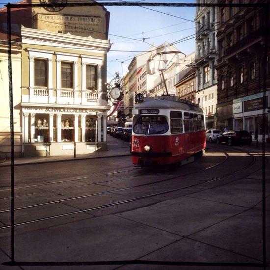 City Vintage Red EyeEm Best Shots