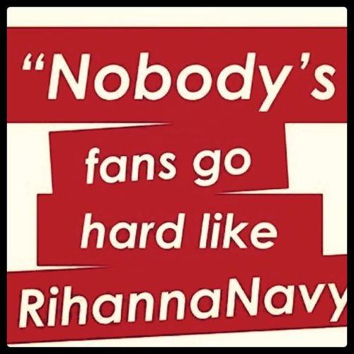 Phuckyeah Rihanna navy. @badgalriri