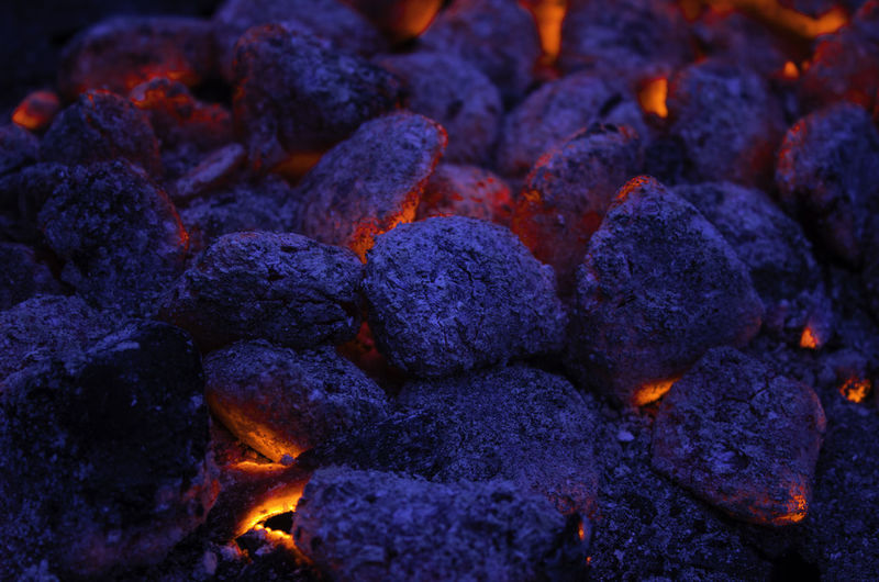 Abundance Backgrounds Blueberry Burning Close-up Fire Fire - Natural Phenomenon Flame Food Food And Drink Freshness Full Frame Heat - Temperature Indoors  Indulgence Large Group Of Objects No People Selective Focus Snack Still Life Sweet Food Temptation