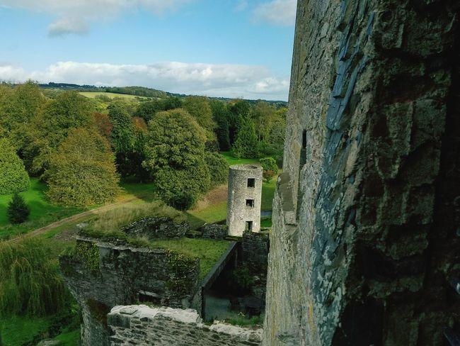 Ireland Day Outdoors Travel Destinations Blarney Stone No People Blarney Castle Tourist Destination Landscape Castles And Trees Castle View  Castle Tower