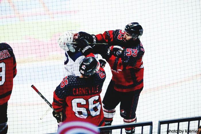 Team USA Ice Hockey Team Canada Israel