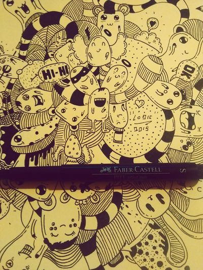 Doodle Art New Draw *4