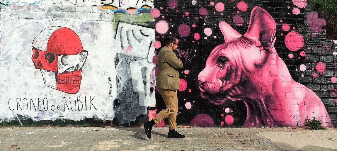 • MONTSERRAT / BURNON • Jaumemontserrat Burnon Bcn Streetart Streetphotography Street Photography Street Art Wall Art