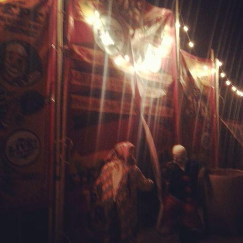 Defcon haunted house