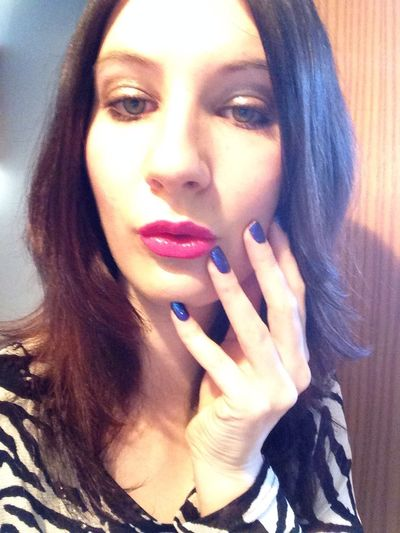 That's Me Fashion&love&beauty Make-up-4passionate-girls I Love My Nails <3