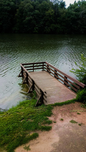 The Pond View Water Day Outdoors Scenics Beauty In Nature EyeEm Selects Green Color Tranquility EyeEmNewHere