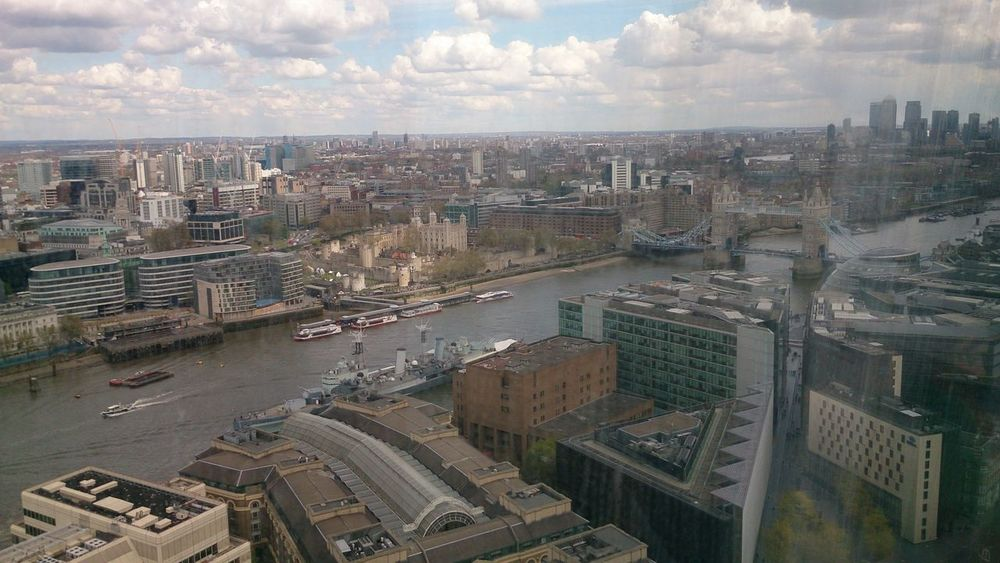 EyeEm Selects Cityscape Aerial View Urban Skyline Londonstreets London Skyline View From The Shard