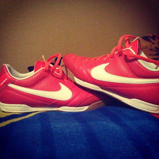 Mis nuevos bebes :3 Niketiempo Indoor :)