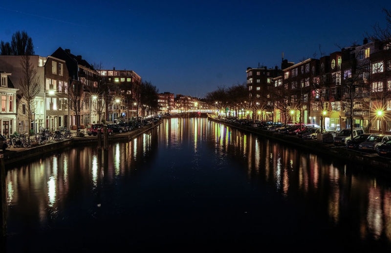Canal Night