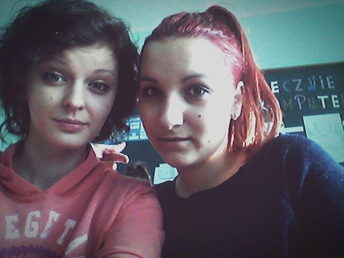 Me & Natalia <3 English Lesson Boring Class
