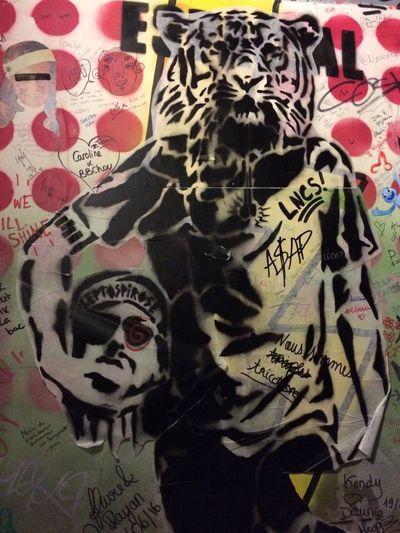 Paris Streetart Artiste
