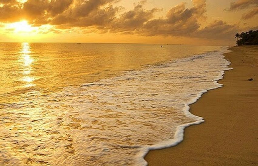 Photography Sun Sea And Sky Sea Sea_collection Beach Beachphotography Beach Life We Heart It Good Morning World!