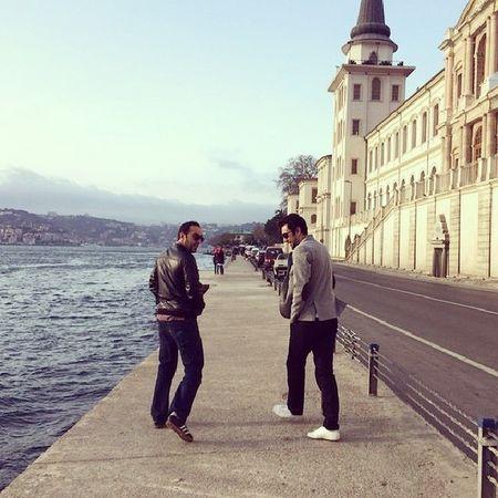 gezme eglenme sogukta usume...;))) fotografcimiz @nacres a tesekkurler...;))) Cengelkoy Istanbul Boğaz
