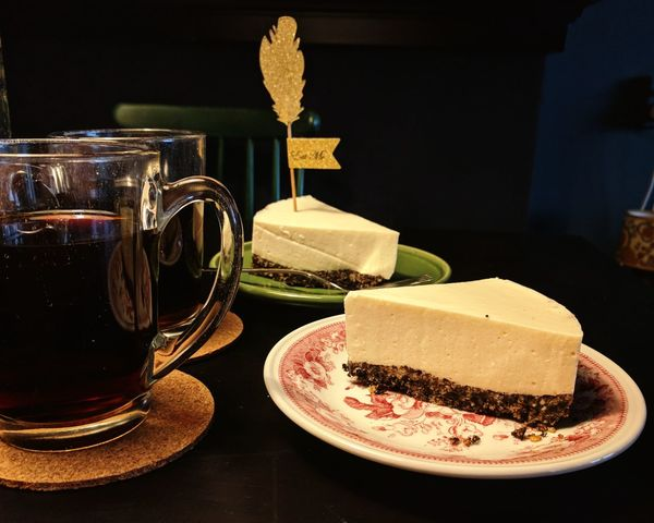Vegan Food Vegan Cheesecake Lemon Lime