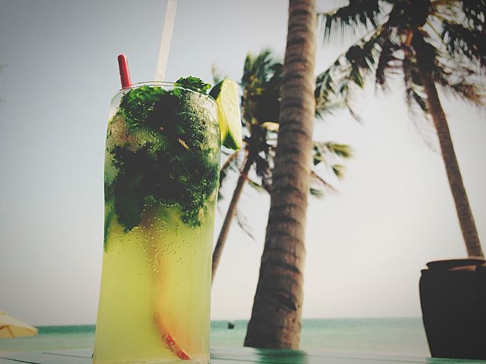 Enjoying The Sun Relaxing Tropical Island Phu Quoc Vietnam Hello World Mojito Dont Hate My Swag