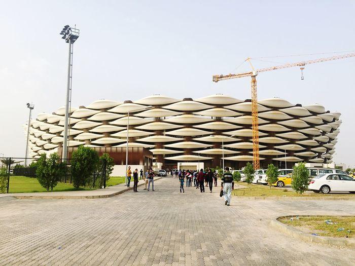 Iraq_photo Al Basrah Iraq Football Stadium BSC