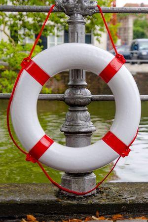 Safety first. Bruges The Explorer - 2014 EyeEm Awards Ring Lifering