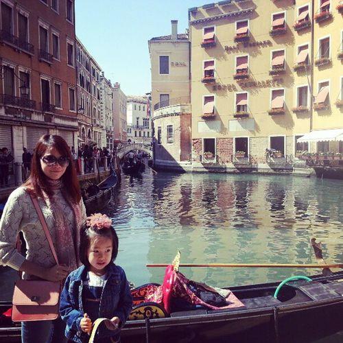 ♥♡♥♡ SushiCute Gondole Venezia Venice italia italy fourbyall