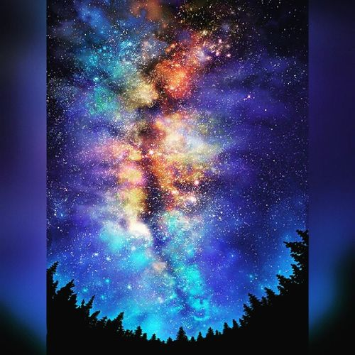 Quizás ella no es tu sol, pero sí tu luna... Narute Sky Blue Hope