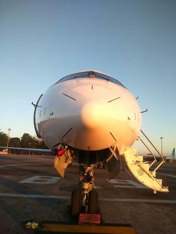 Bombardier Crj1000 Sultan Hassanudin International Airport Garudaindonesia