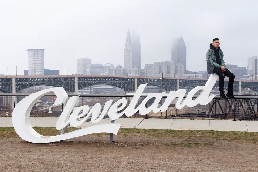 We are CLEVELAND Clevelandphotography Clevelandphotographer Clevelandfreelance Undrvfted Photography Freelancephotography Skyline Downtown (null)EyeEmNewHere