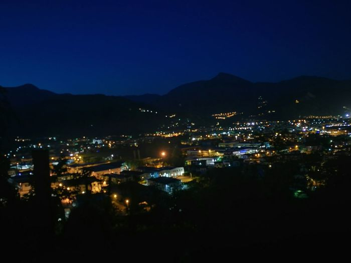 DAL BOSCO ALLA CITTA. LocalitaBognaticA 22.20 Credaro Nofilter Night Lights First Eyeem Photo