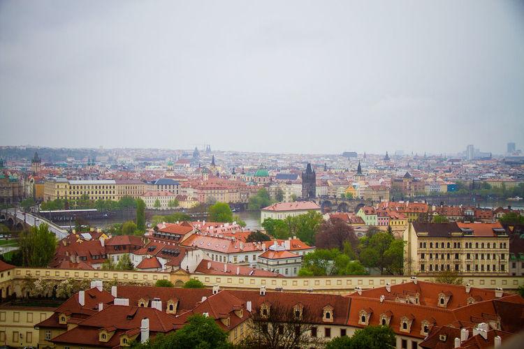 View in Prague