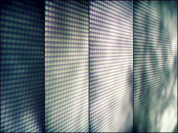 Lights Pudding Camera Projection