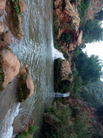 Moroccan Nature MoroccoTrip Ouzoud Falls Morocco Water And Rocks Moroccan Beauty Nice Picture With Great Quality Ouzoud Falls Rocks First Eyeem Photo