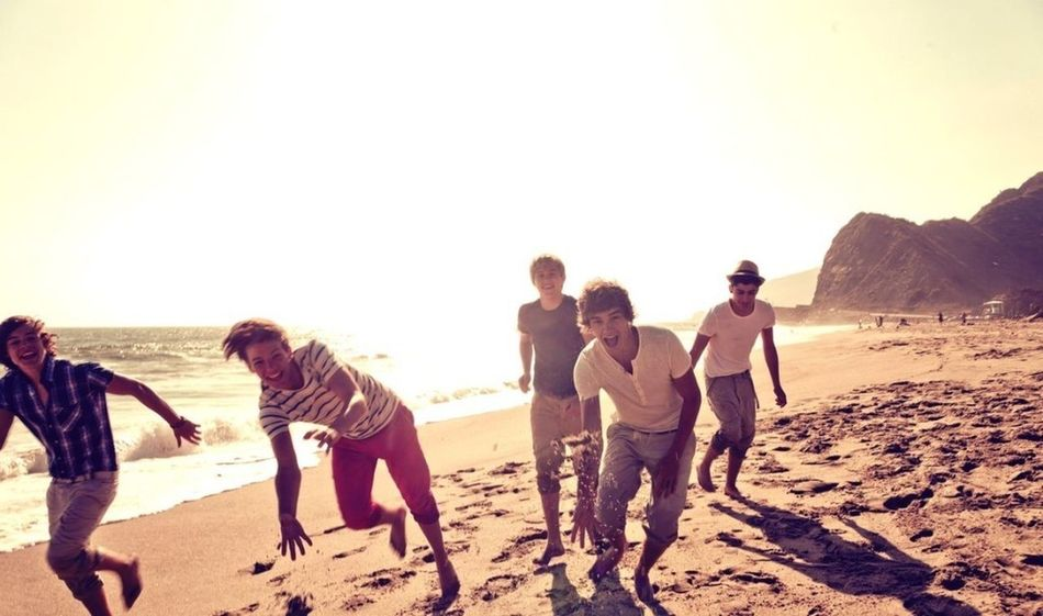 One Direction Number One Fan boy Boy Band Directioner