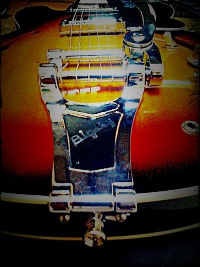 GIBSIN ES-335 TD, 1966, Sunburst. Original