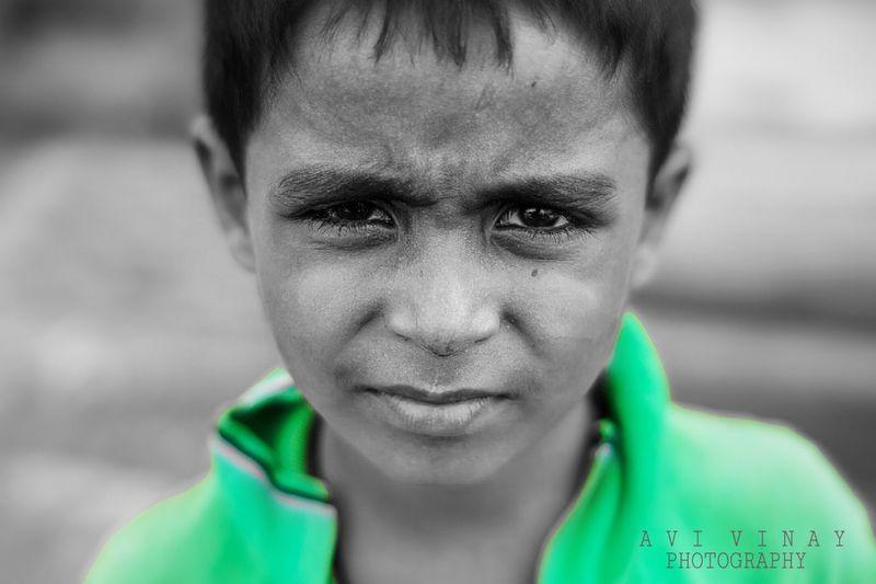 Portrait Photography SonyAlpha58 Camera Cameraeffect Green Child Kid Cute