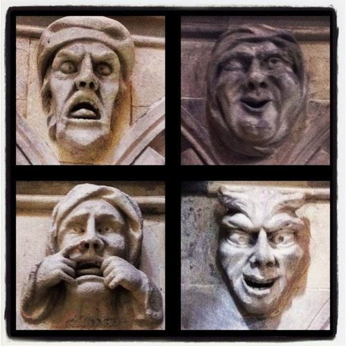 Cuatro de los jueces del Supremo que han condenado a Garzón. Se'ns pixen a sobre i diuen que plou. London Templechurch
