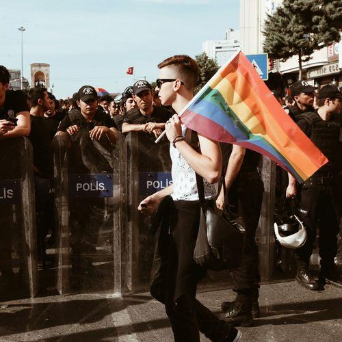 Pride Pride2015 Istanbul Streetphotography People Turkey