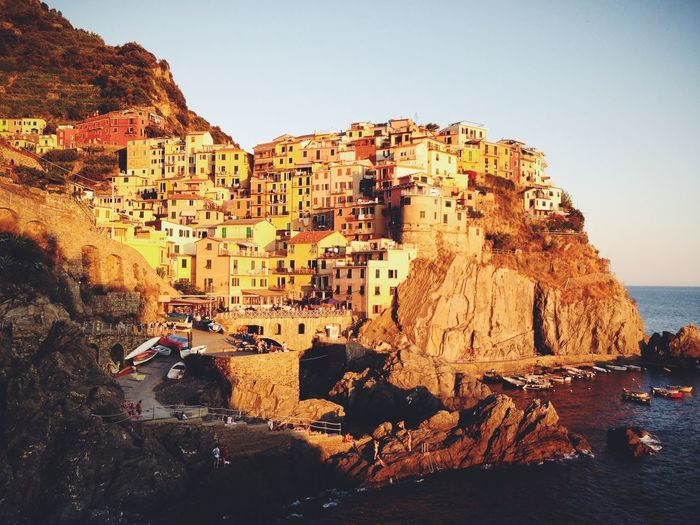 Italy Manarola Mobile Love Traveling Cinque Terre Sea Seaside Cinqueterre Liguria