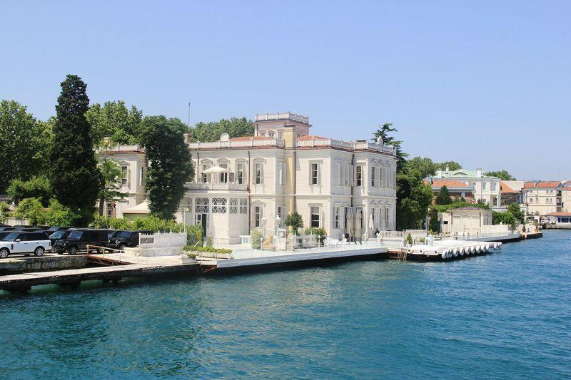 ıstanbul Istanbul Turkey Istanbul - Bosphorus Hi! Hello World