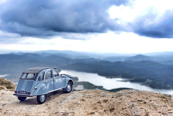 My travelling 2 CV, LangBiang Mountain, Da Lat, Vietnam Transportation Mode Of Transport Cloud - Sky Outdoors Car Nature Land Vehicle No People Sky Desert Beauty In Nature Happiness Vintage Nature_lovers 2 CV Citroen Citroen 2cv Citroen2CV Miniature Modelisme Toy Car Car Collection Vietnam Da Lat City Đà Lạt The Great Outdoors - 2017 EyeEm Awards Breathing Space Done That. Be. Ready. Colour Your Horizn