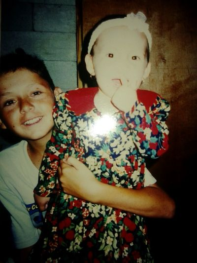 TBT  Happychildrendays 1999 Me And My Brother