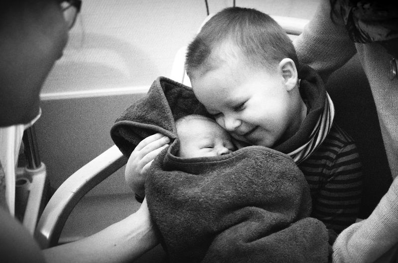 Pure love Childhood Child Togetherness Bonding Real People Indoors  Baby Love Family Young Males  Innocence Positive Emotion Two People Men People Cute Babyhood Emotion Son Care My Best Photo Moms & Dads