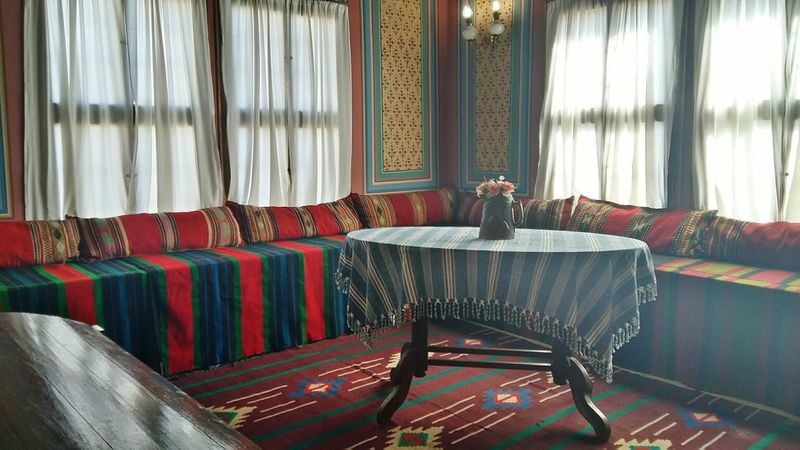 Bulgaria Curtain Indoors  Window Textile No People Chair Day Old Room  Old Furniture Old Times Everyday Lives Old House Bulgarian Folklore BYOPaper!