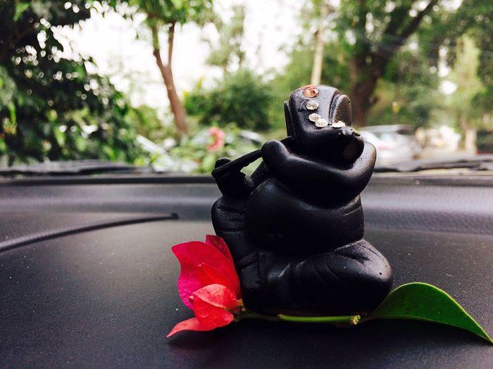Lord Ganesh Ganesh Ganesh Chaturthi Ganesh Almighty Random Clicks Car Interior