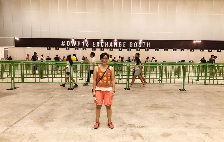 DWP'16 - Day1. DanceMusicFestival16 Djakarta Warehouse Project 2016 By ITag DanceMusicFestival By ITag Djakarta Warehouse Project By ITag