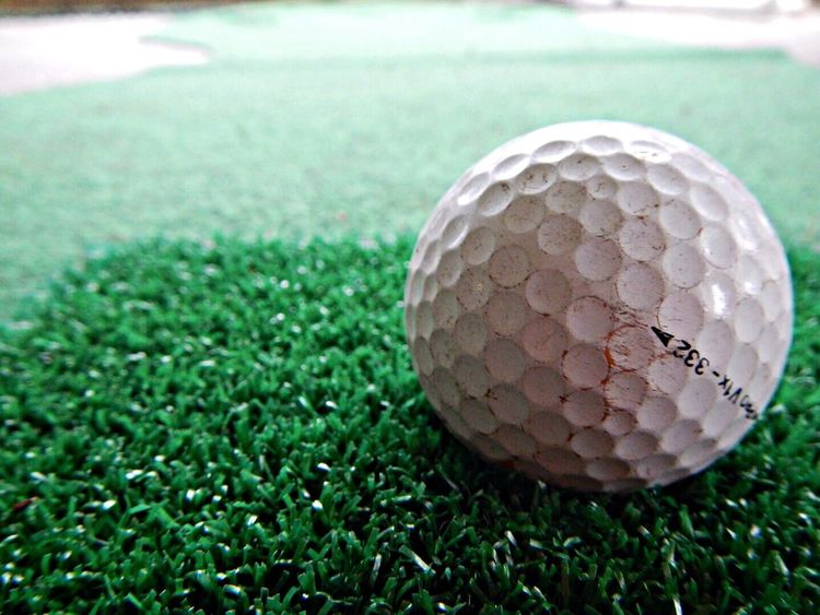 Golf Beautiful Day Relaxing HD