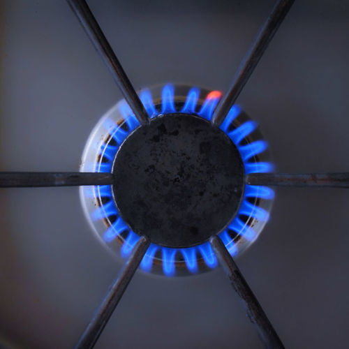 Adventure Beautiful Blu Blue Burning Close-up Colour Of Life Cooking Cooking At Home Day EyeEm Best Shots Flame Gas Heat Heat - Temperature Heating System Hello World High Angle View Home Is Where The Art Is Light No People Outdoors Symetricphoto Symmetrical Symmetry