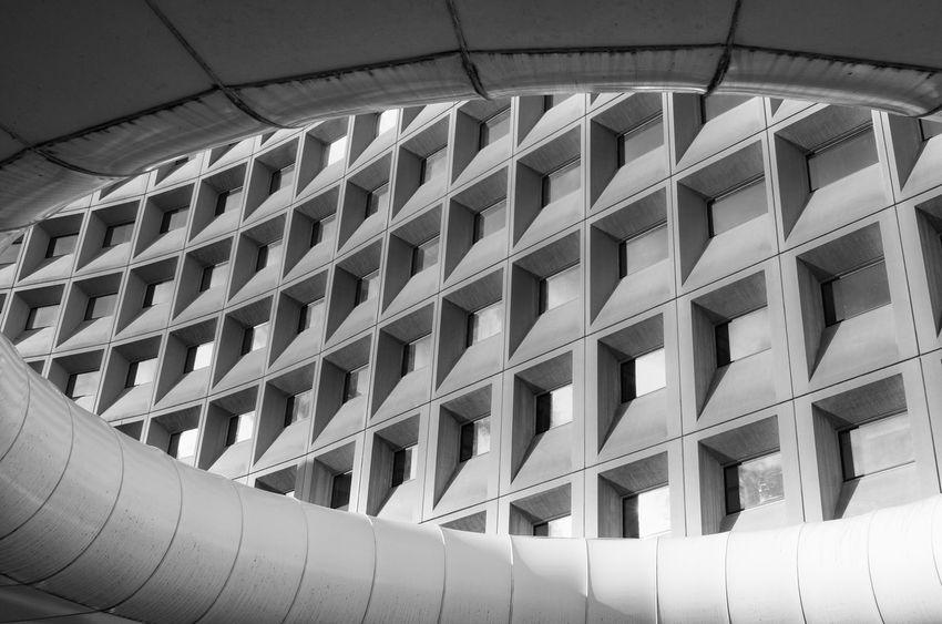 Architecture Breuer Brutalism DC HUD Leica MarcelBreuer The Architect - 2016 EyeEm Awards Washington, D. C.
