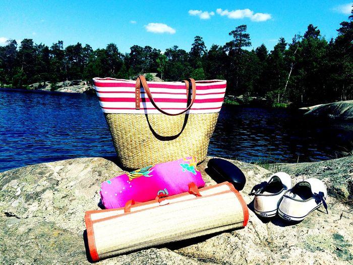 Favorite Places Summer Tatami Sarong Stockholm Sweden