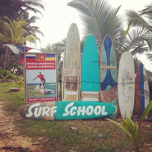 Back to school Wunderlust Instatravel Instaphoto Instagay Instalife Surf Surfboards School SriLanka Unawatuna Jetsetter Trip Travel Fun Livelife