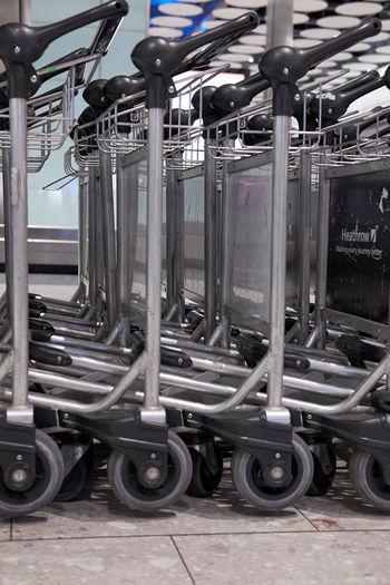 Airport Trolley Trolleys